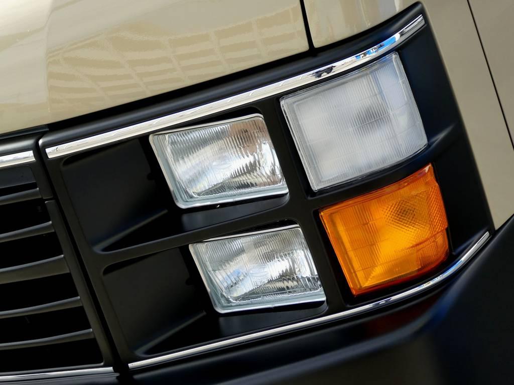 ハイ ロー ポジション ウィンカーと全て独立点灯します!! | トヨタ ハイエース 2.7 GL ロング ミドルルーフ Coast Lines Newペイント