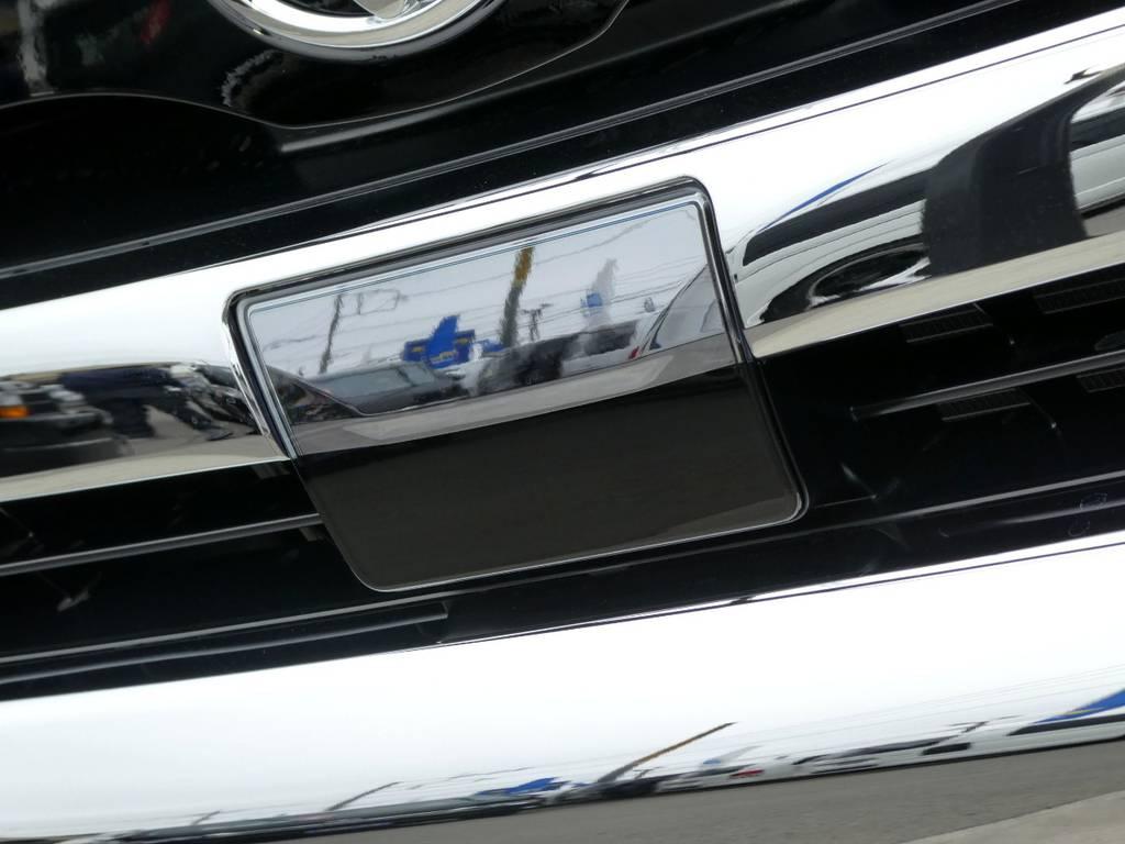 プリクラッシュセーフティーセンス ミリ波レーダー搭載!! | トヨタ ハイエース 2.7 グランドキャビン 4WD トリプルナビカスタム