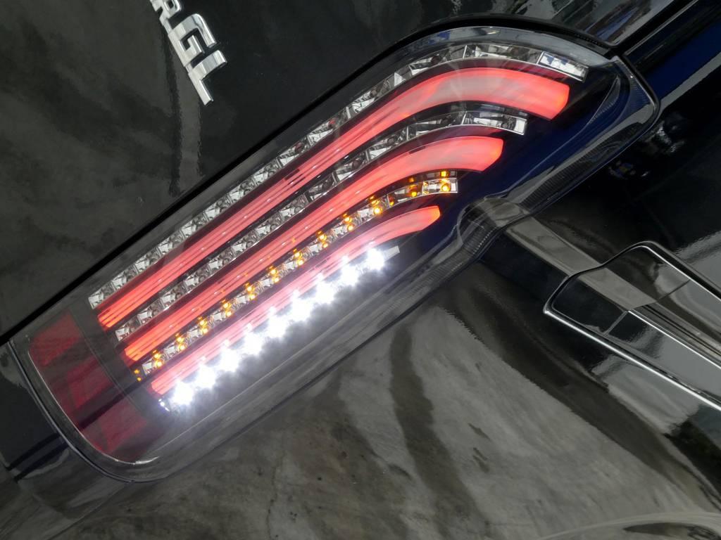 415コブラ ライトセイバーフルLEDテールランプも装着済み!! | トヨタ レジアスエース 3.0 スーパーGL ワイド ミドルルーフ ロングボディ ディーゼルターボ WALDフルエアロ