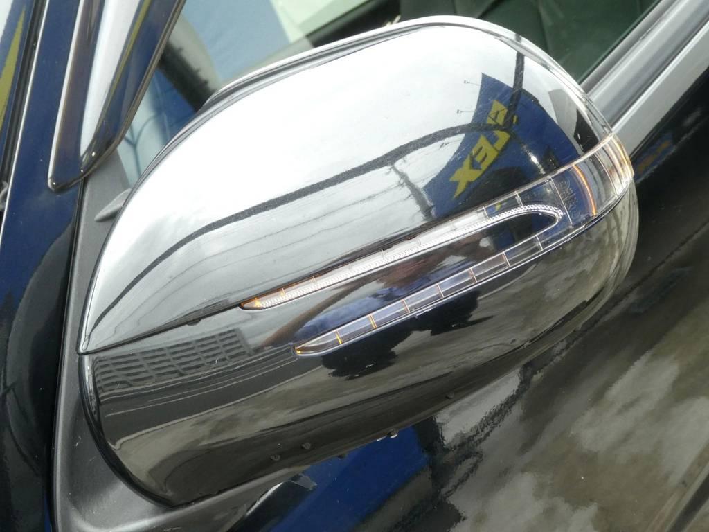 アベストウィンカーミラーも装着済み!! | トヨタ レジアスエース 3.0 スーパーGL ワイド ミドルルーフ ロングボディ ディーゼルターボ WALDフルエアロ