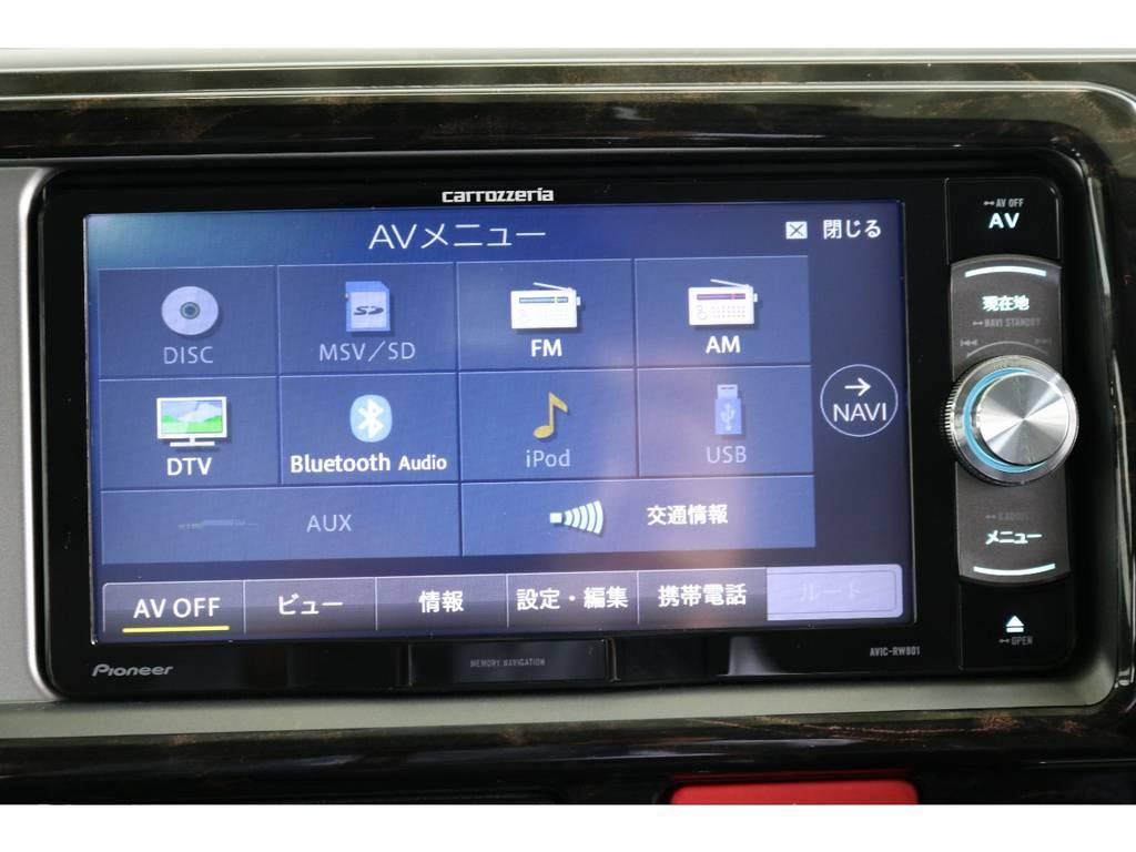 新品カロッツェリアSDナビ付き!! | トヨタ ハイエース 2.7 GL ロング ミドルルーフ 4WD TSS付 即納車可能 人気のナビPKG