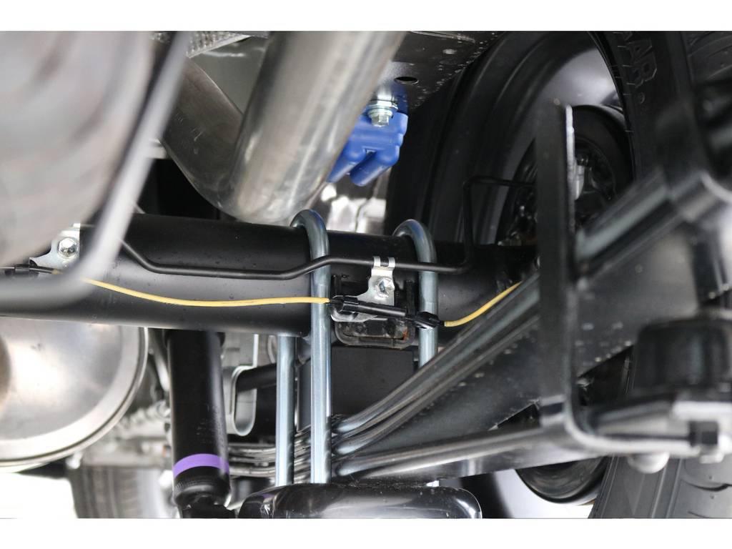2インチローダウン!! | トヨタ ハイエースバン 2.8 スーパーGL 50TH アニバーサリー リミテッド ロングボディ ディーゼルターボ 50TH (4X7)