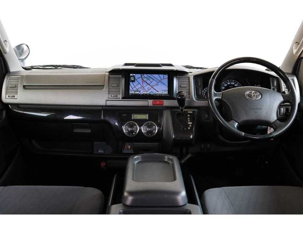 車高が高く前がないので意外と運転しやすい車です。 | トヨタ レジアスエース 2.0 スーパーGL ロングボディ 下取り直販プライス