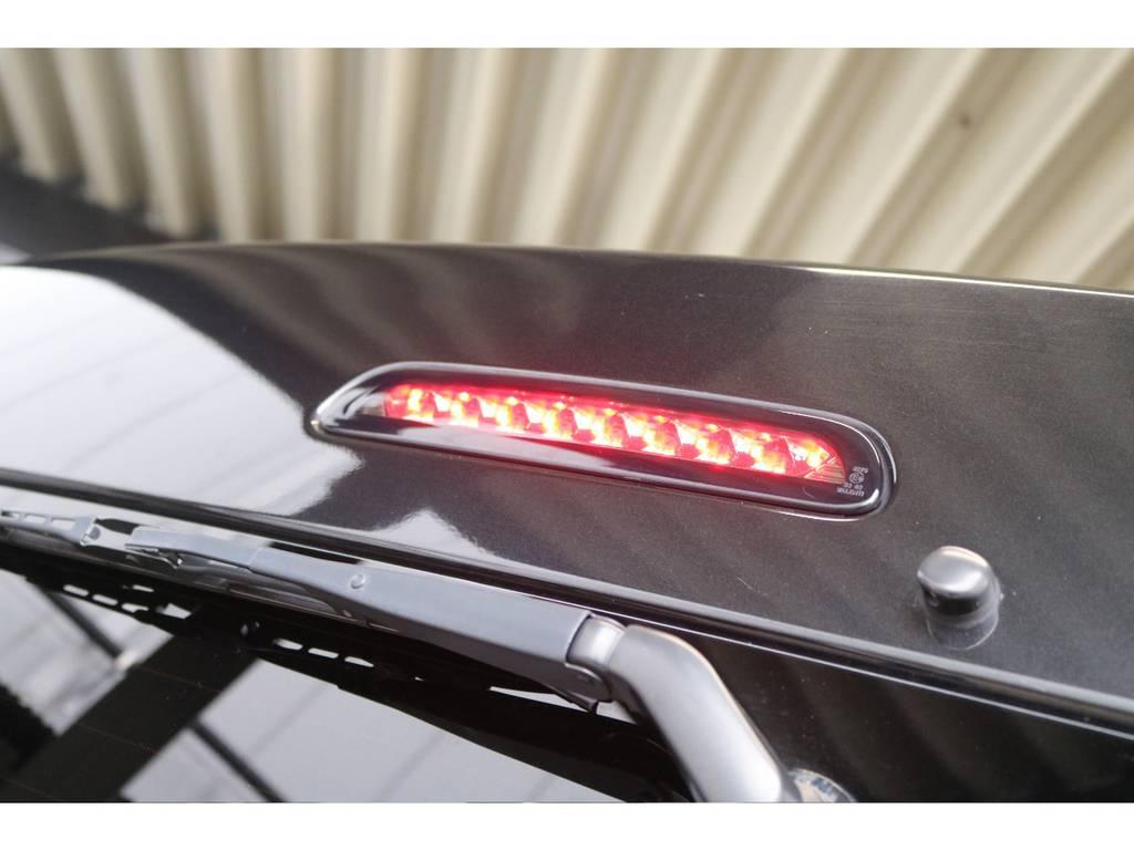 LEDハイマウントストップランプです!!