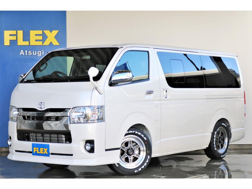 【新車未登録】ハイエース S-GL ダークプライムⅡ 2.0Lガソリン2WD