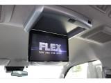 カロッツェリア製フリップダウンモニターが既に装備済み!ファミリーカーに最適な空間を演出!