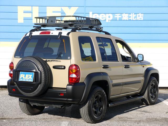 チェロキー スポーツ 4WD