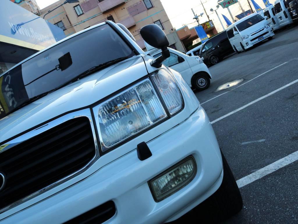 オシャレで便利なランクル100に乗って、日々の移動時間も楽しいものにしてみませんか? | トヨタ ランドクルーザー100 4.7 VXリミテッド 4WD