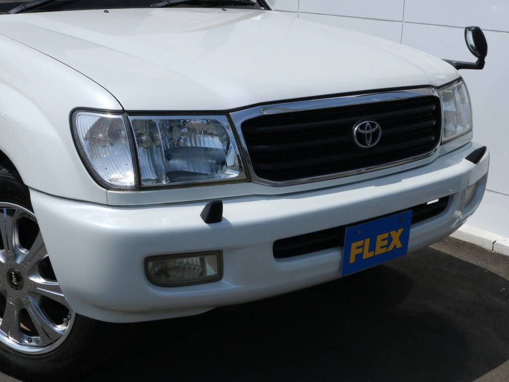 各種任意保険、オートローンも扱っておりますのでお気軽にご相談ください。 | トヨタ ランドクルーザー100 4.7 VXリミテッド 4WD