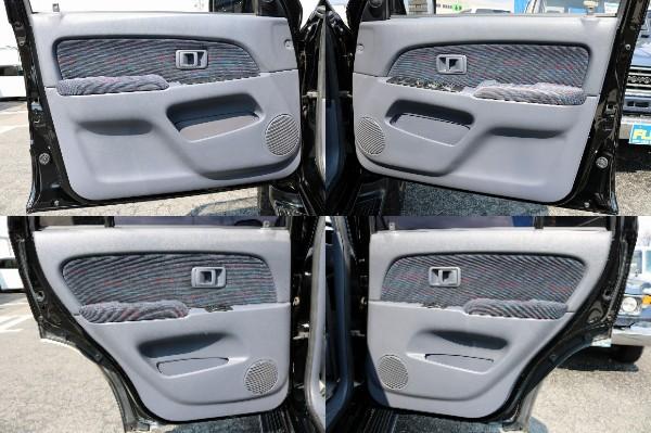 各部内張りコンディションも良好ですよ♪   トヨタ ハイラックスサーフ 3.0 SSR-X リミテッド ディーゼルターボ 4WD ディーゼルターボ リフトUP