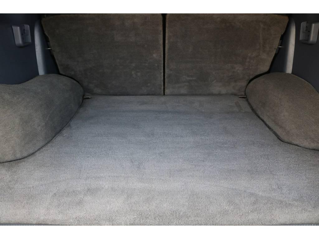 積荷も沢山詰め込めるラゲッジスペース!   トヨタ ハイラックスサーフ 3.0 SSR-X リミテッド ディーゼルターボ 4WD ディーゼルターボ リフトUP