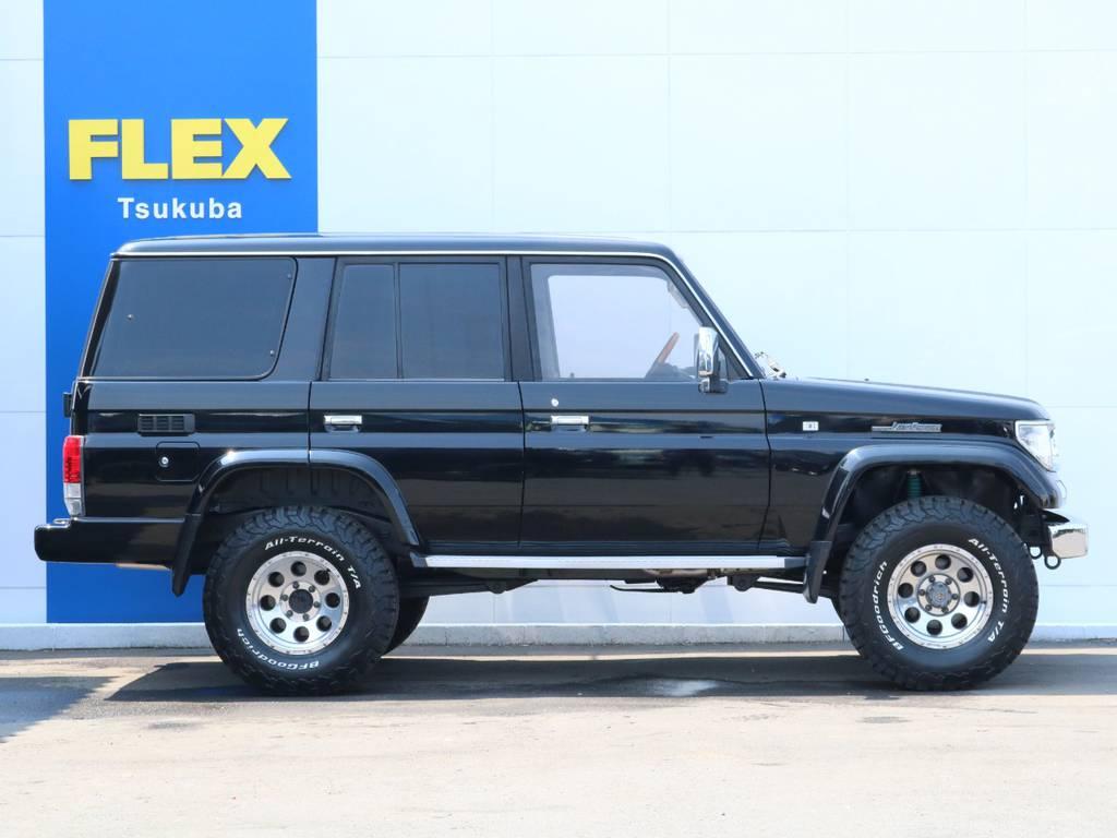フレックスは全国共有在庫ですので専門知識でお客様にぴったりな1台をご提案致します!つくば店へのご来店お待ちしております! | トヨタ ランドクルーザープラド 3.0 SXワイド ディーゼルターボ 4WD