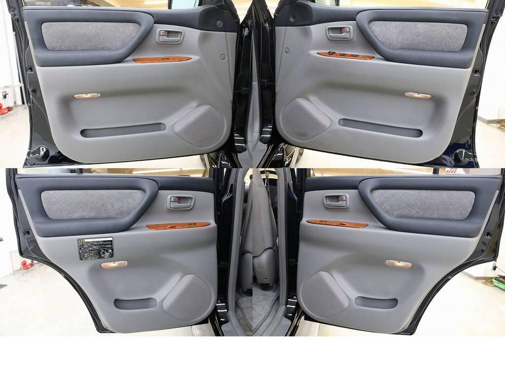 内張りになります☆ | トヨタ ランドクルーザー100 4.7 VXリミテッド 4WD