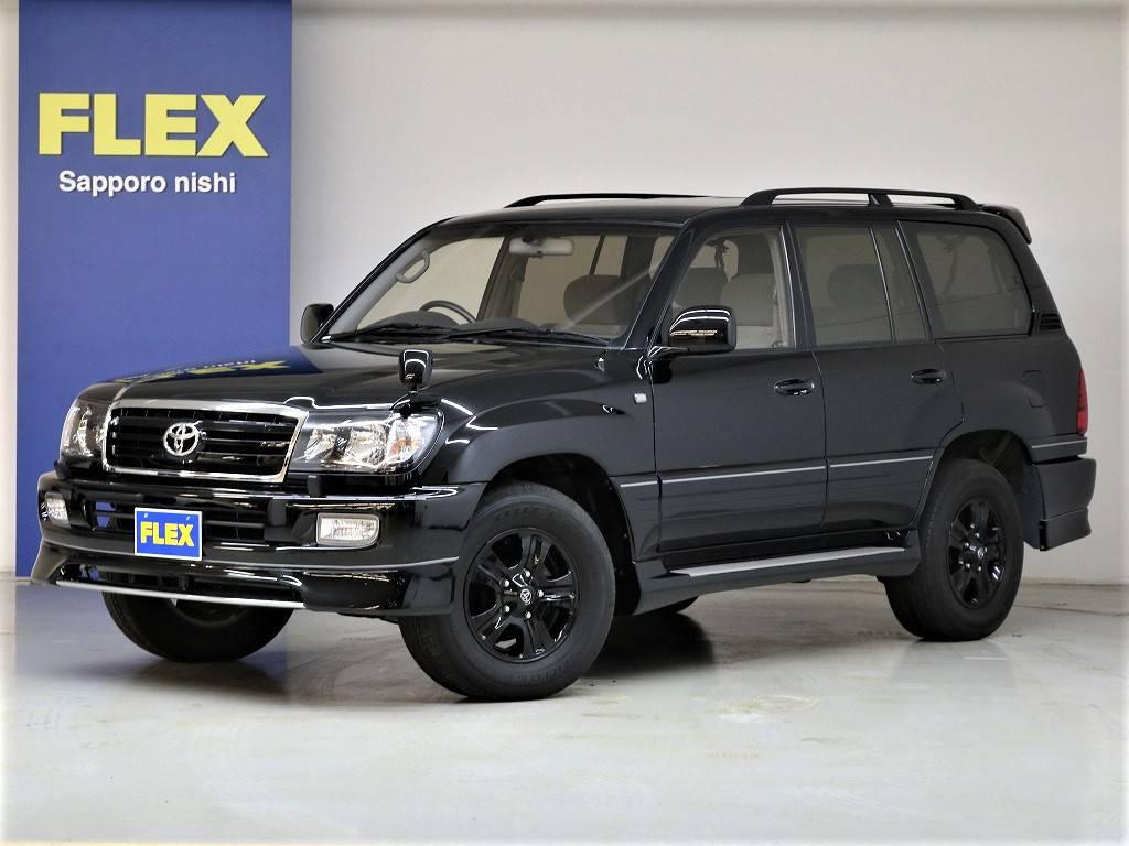 平成14年式ランドクルーザー100VX-LTD4700G☆ | トヨタ ランドクルーザー100 4.7 VXリミテッド 4WD