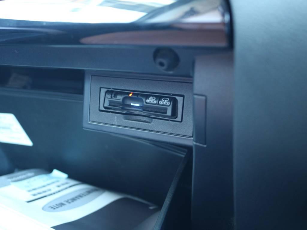 必需品のETCも完備!   トヨタ ランドクルーザープラド 2.7 TX 4WD