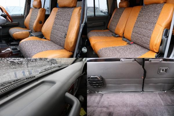 ダッシュ廻りコンディションも良好ですよ!   トヨタ ランドクルーザープラド 3.0 EXワイド ディーゼルターボ 4WD