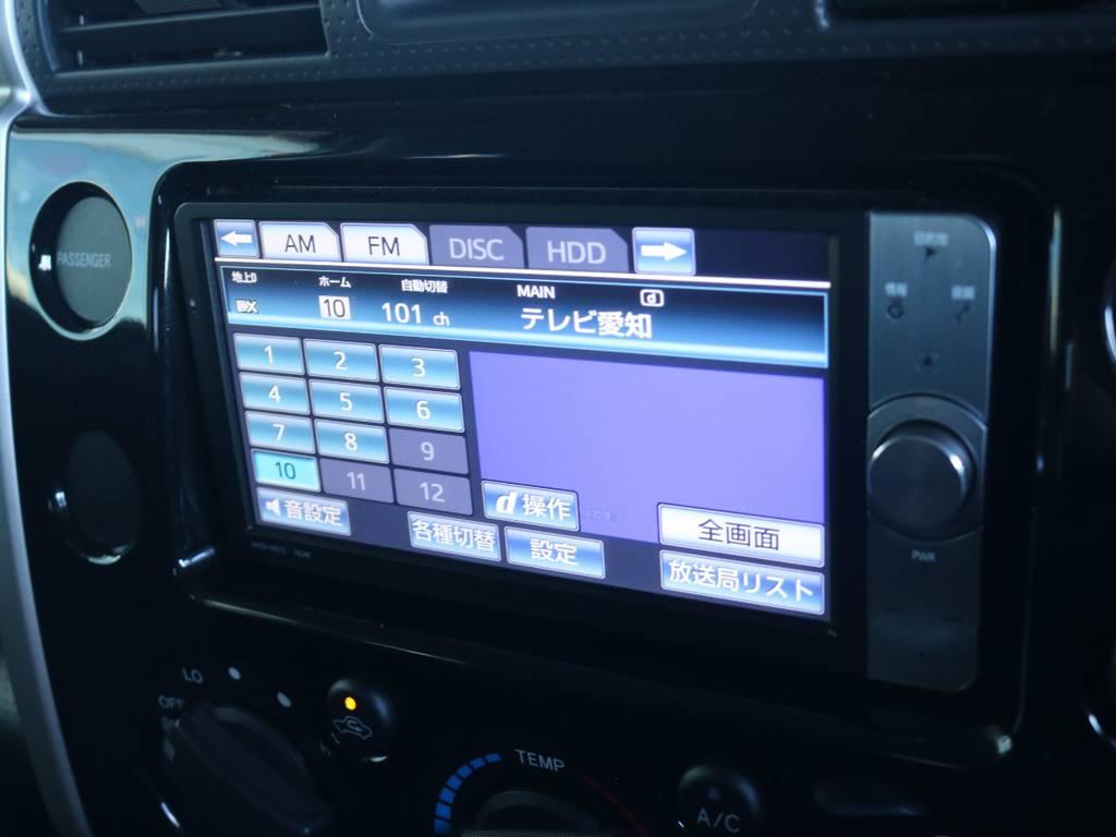 純正ナビも装着済み! | トヨタ FJクルーザー 4.0 ブラックカラーパッケージ 4WD 2インチUP 20インチAW
