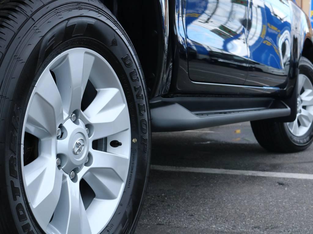 お好きなホイールもございましたらご相談ください! | トヨタ ハイラックス 2.4 Z ディーゼルターボ 4WD Z
