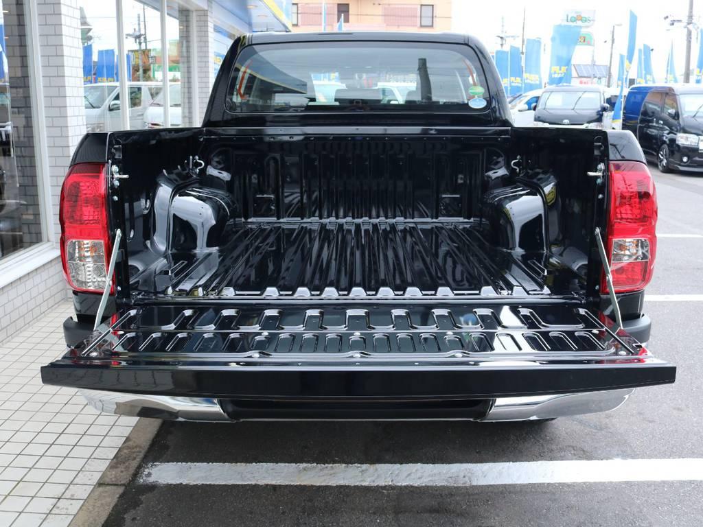 使い勝手自由なベットライナー!遊び心満載です! | トヨタ ハイラックス 2.4 Z ディーゼルターボ 4WD Z