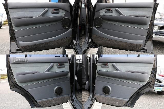 各部内張り! | トヨタ ランドクルーザー80 4.5 VXリミテッド 4WD 5インチUP
