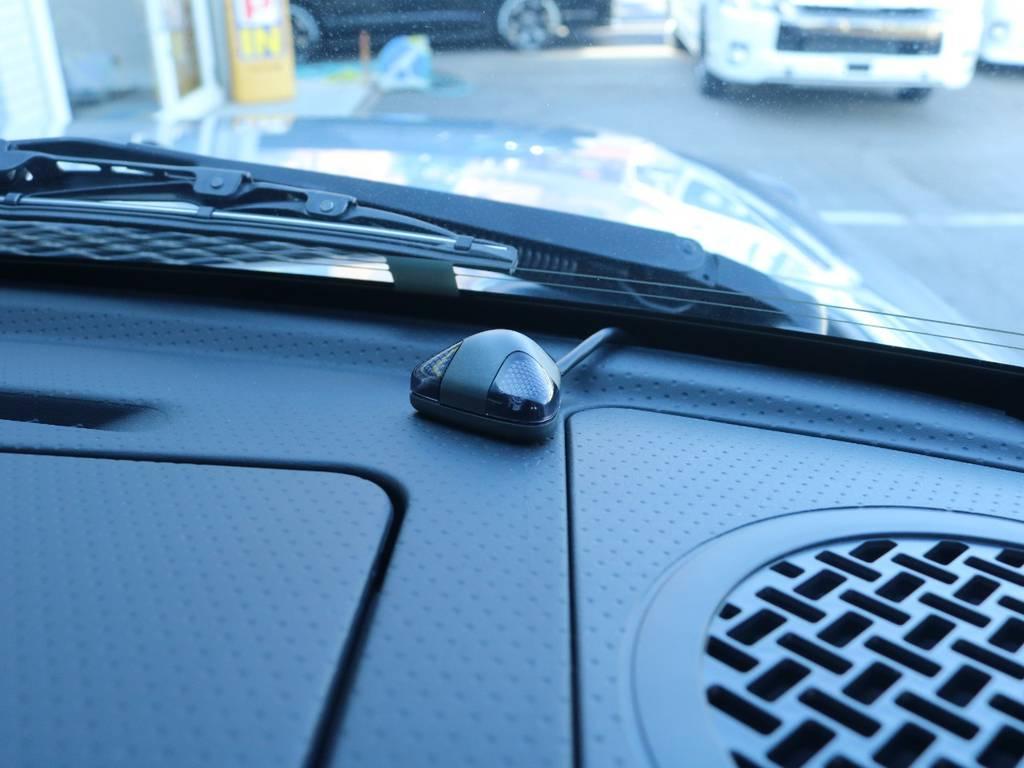オートアラームも付いており安心ですね! | トヨタ FJクルーザー 4.0 オフロードパッケージ 4WD 4.0 オフロードパッケージ 4WD