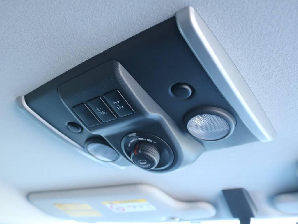 オフロードPKG専用パネル! | トヨタ FJクルーザー 4.0 オフロードパッケージ 4WD 4.0 オフロードパッケージ 4WD