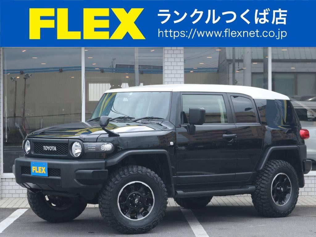 ブラックカラーパッケージFJクルーザーが入庫致しました! | トヨタ FJクルーザー 4.0 ブラックカラーパッケージ 4WD 2UP KM3
