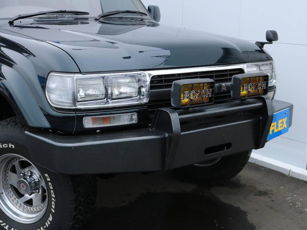 今後お目にかかれないかもしれいない希少な1台です! | トヨタ ランドクルーザー80 4.2 VXリミテッド ディーゼル 4WD ワンオーナー