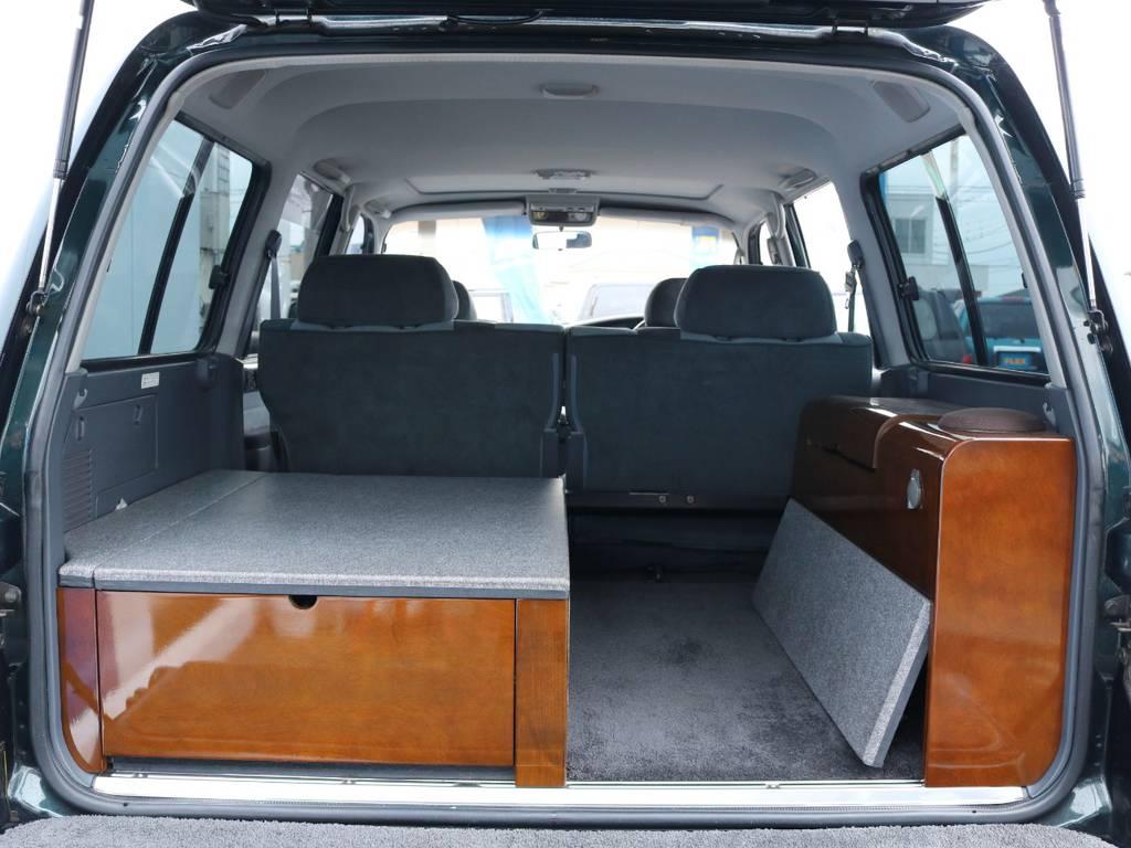 キャンピングキット装着済み | トヨタ ランドクルーザー80 4.2 VXリミテッド ディーゼル 4WD ワンオーナー