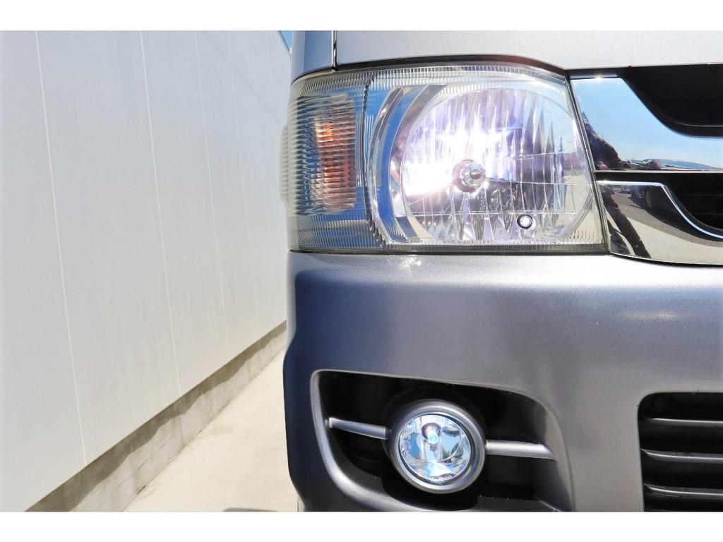 トヨタハイエースバン5ドアバン2.0スーパーGLロング【厳選中古車】群馬県の詳細画像その9