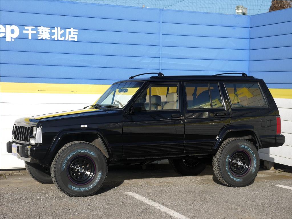 チェロキー リミテッド 4WD