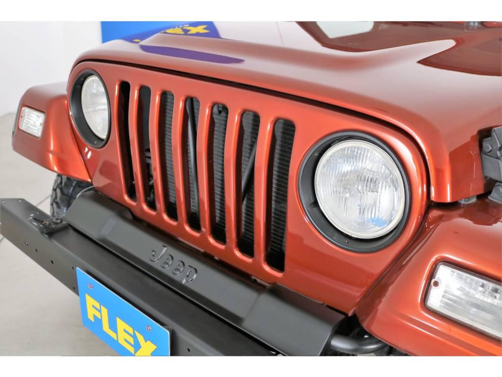 クリアウィンカー☆   ジープ ラングラー サハラ ハードトップ 4WD