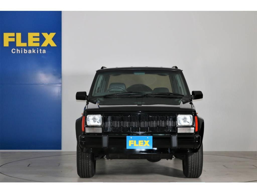 カクカクボディが人気のXJチェロキ-☆ | ジープ チェロキー リミテッド 4WD