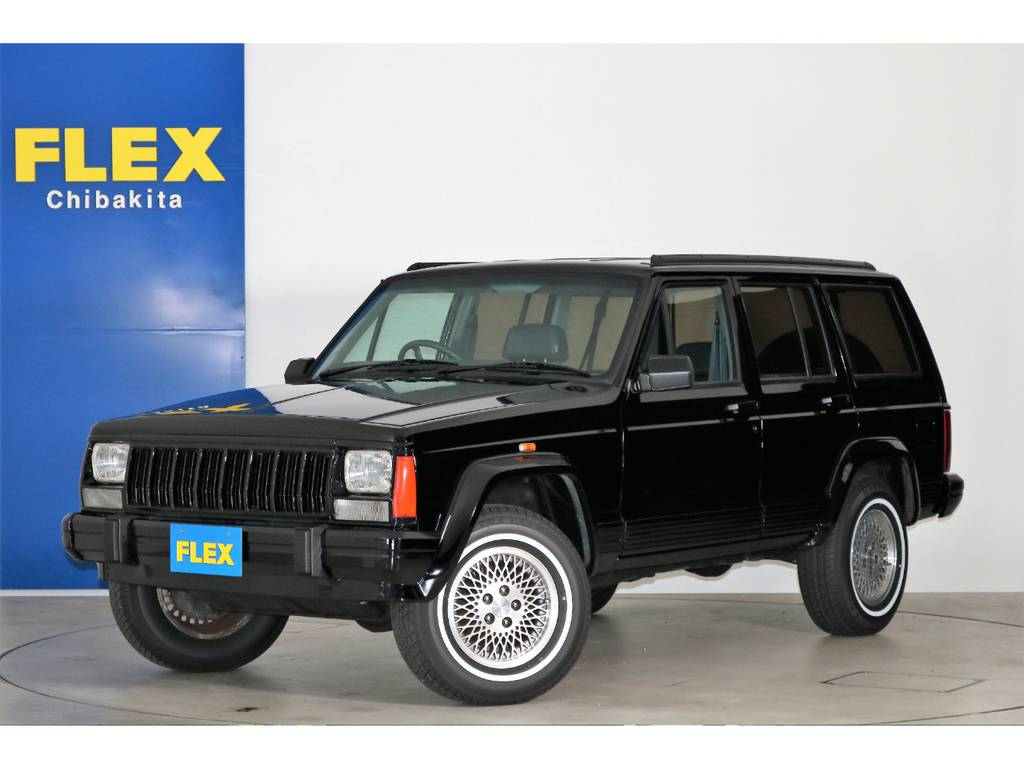 ~1994年モデル XJチェロキ- リミテッド~ | ジープ チェロキー リミテッド 4WD