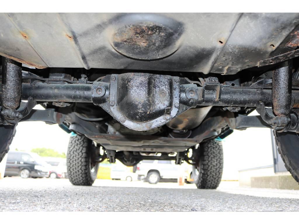 下回り洗浄済み☆ 防さび等もご相談ください♪ | ジープ ラングラー スポーツ ソフトトップ 4WD