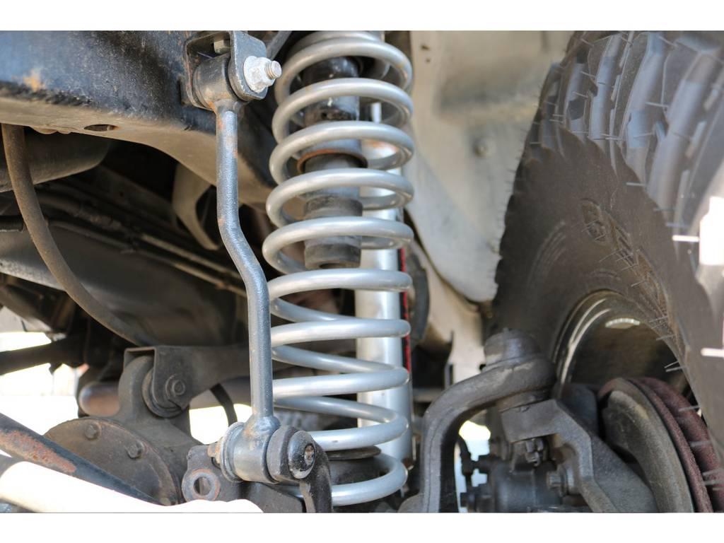 ラフカントリー6インチUPキットで施工!ハイリフトをお楽しみ頂けます! | ジープ ラングラー スポーツ ソフトトップ 4WD