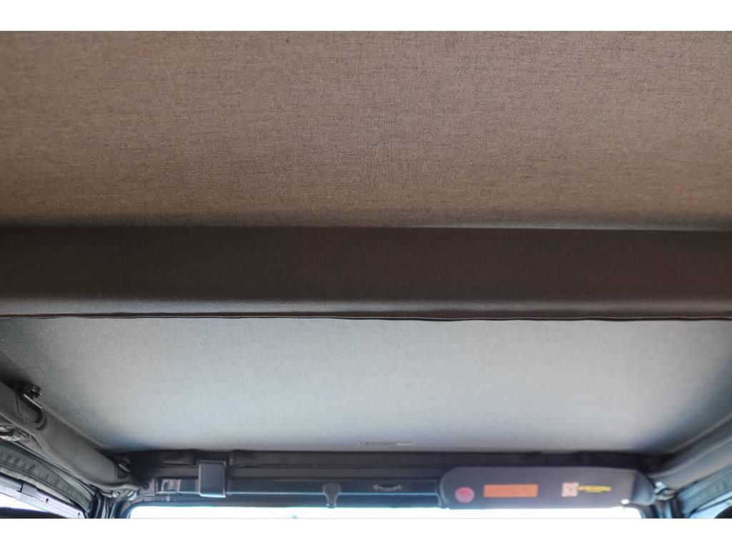 ソフトトップの室内側からも、破れも見受けられません! | ジープ ラングラー スポーツ ソフトトップ 4WD