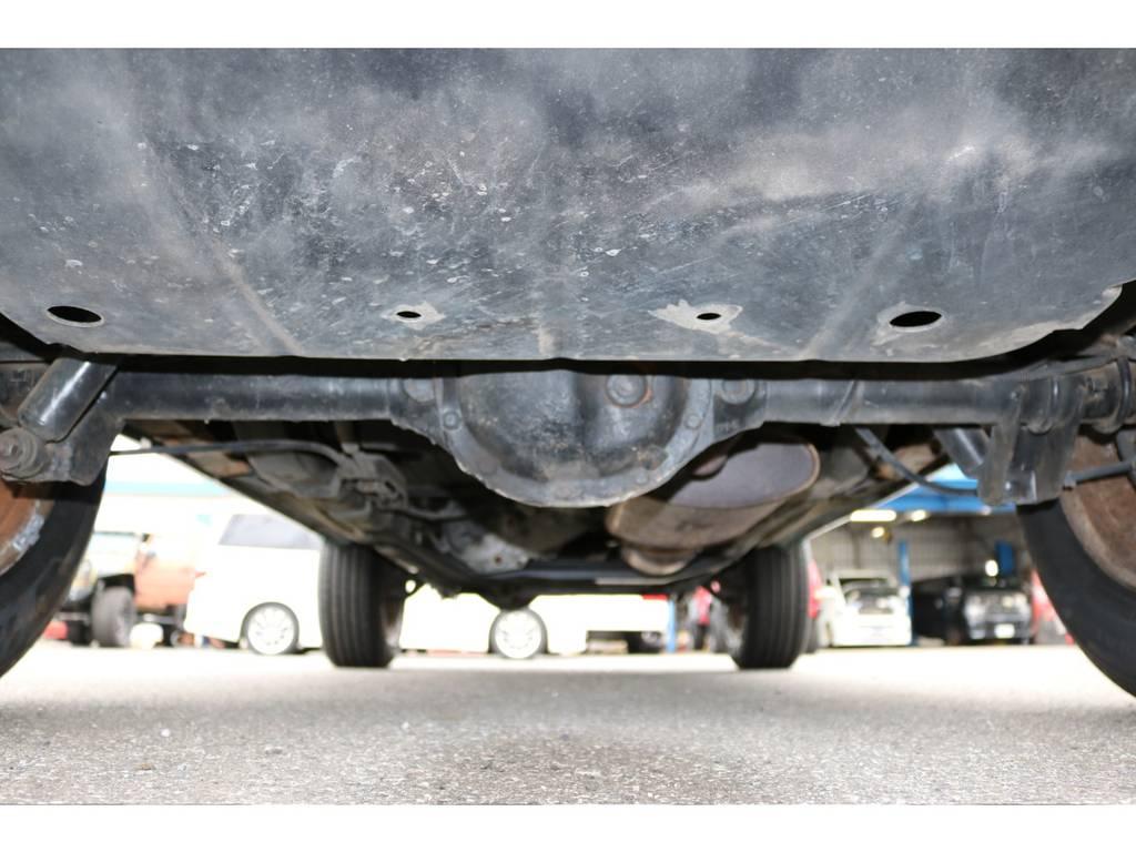 下回り高圧洗浄済み!! | ジープ チェロキー リミテッド 4WD