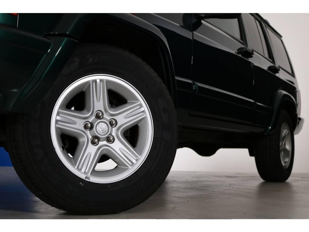新品タイヤ☆ | ジープ チェロキー リミテッド 4WD