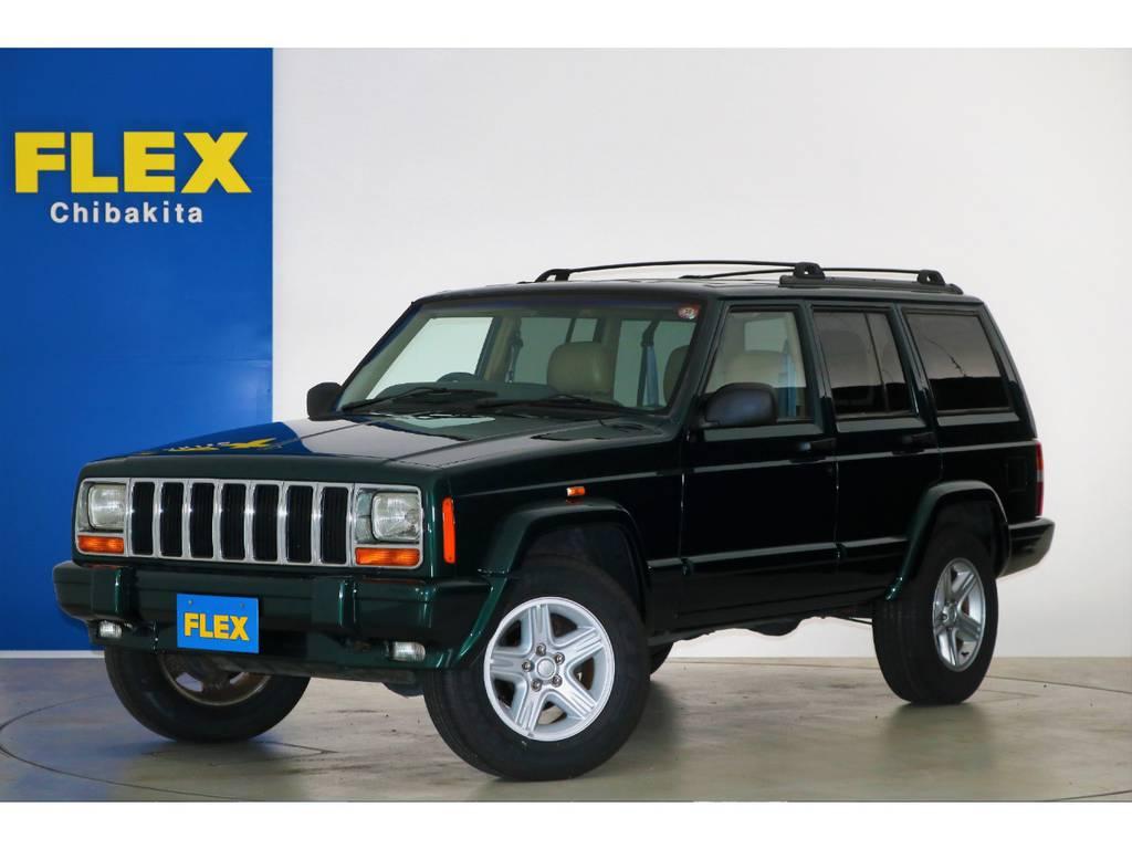 ~2001年モデル XJチェロキー リミテッド~ | ジープ チェロキー リミテッド 4WD