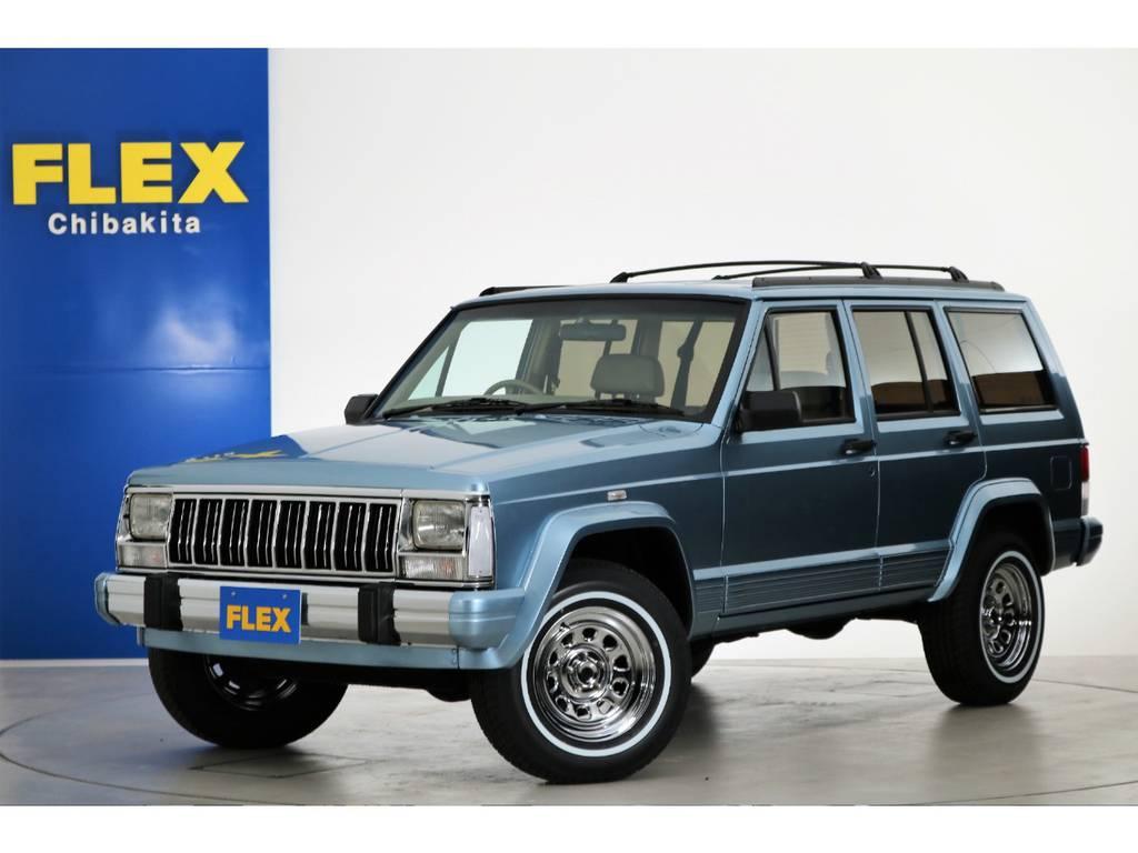 ~1993年モデル XJチェロキ- リミテッド~ | ジープ チェロキー リミテッド 4WD