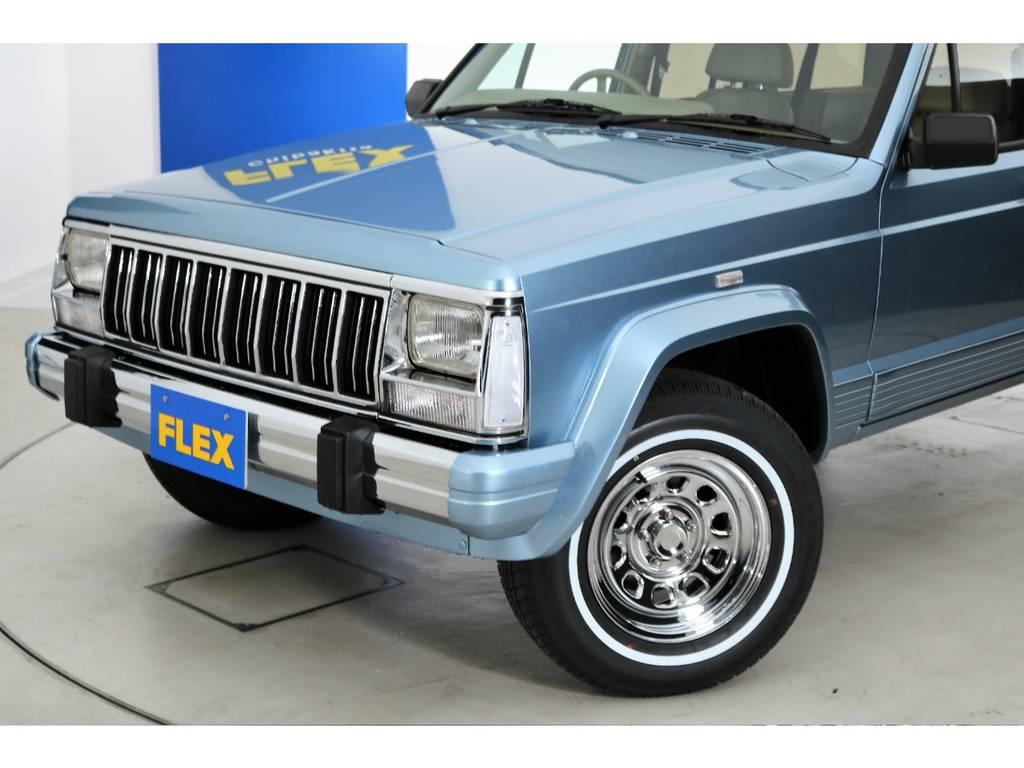 クリアウィンカー(新品装着)   ジープ チェロキー リミテッド 4WD