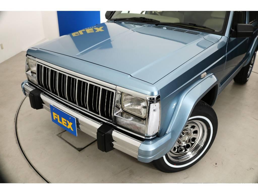 艶々のボディ☆ | ジープ チェロキー リミテッド 4WD