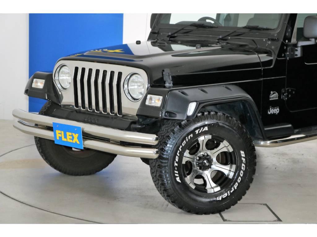 クロームカスタム☆ | ジープ ラングラー サハラ ハードトップ 4WD