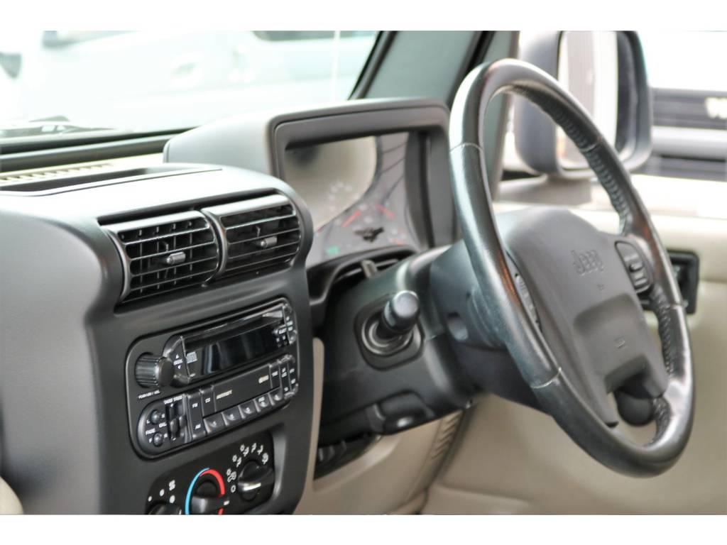 ナビ等の装着もおまかせ下さい♪ | ジープ ラングラー サハラ ハードトップ 4WD