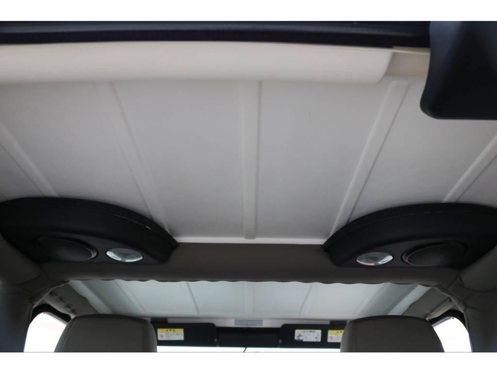 天井部☆ご覧の通り綺麗です♪ | ジープ ラングラー サハラ ハードトップ 4WD