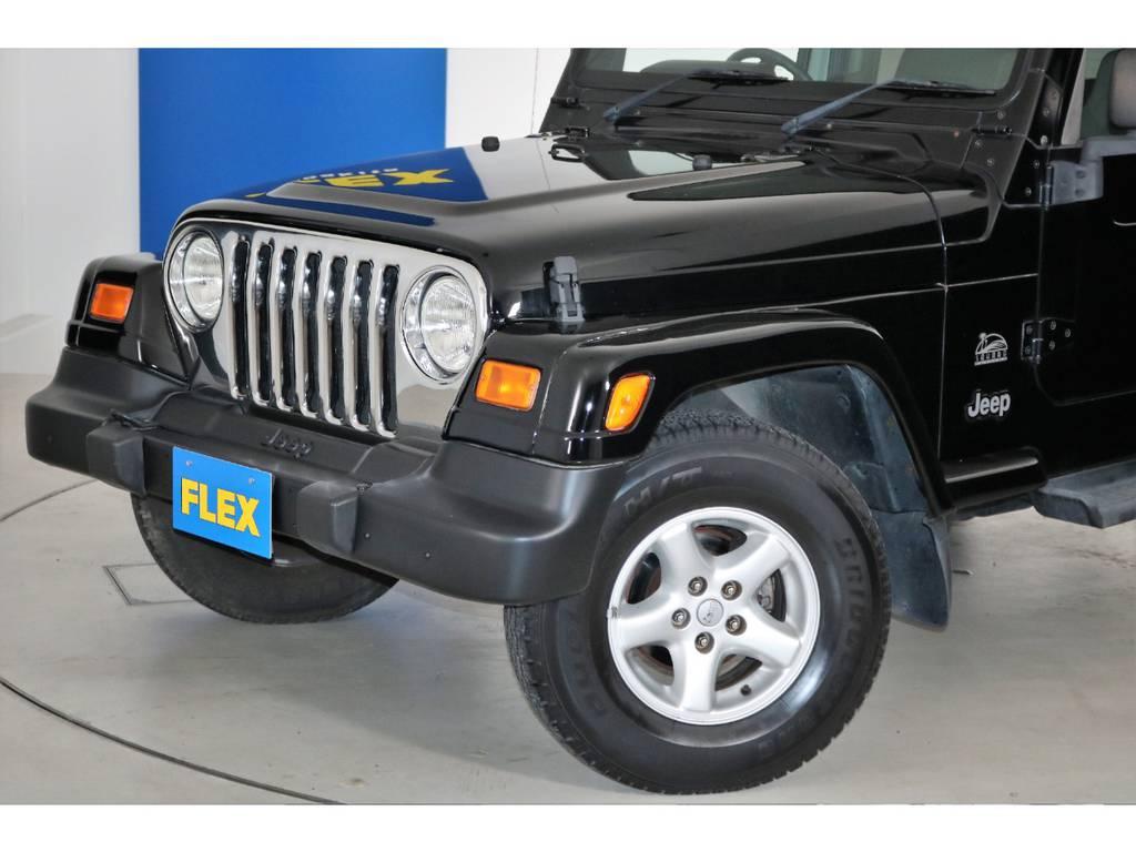 人気のブラックカラー☆ | ジープ ラングラー サハラ ハードトップ 4WD