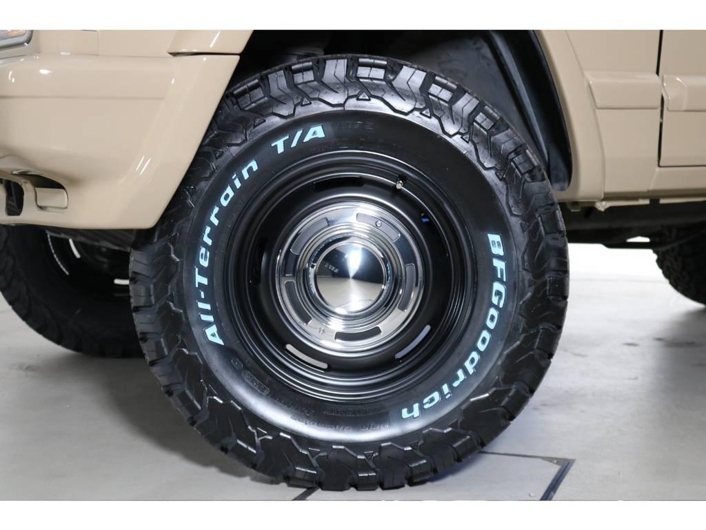 新品タイヤホイール☆ | ジープ チェロキー スポーツ 4WD
