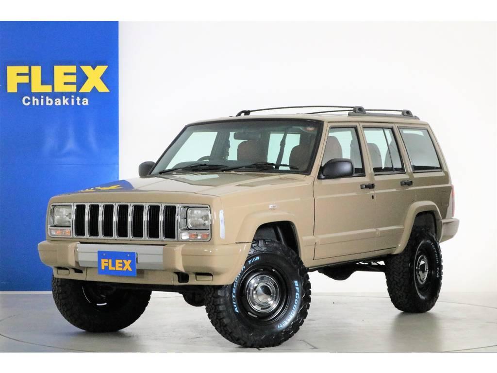 ~2000年モデル XJチェロキースポーツ~ | ジープ チェロキー スポーツ 4WD