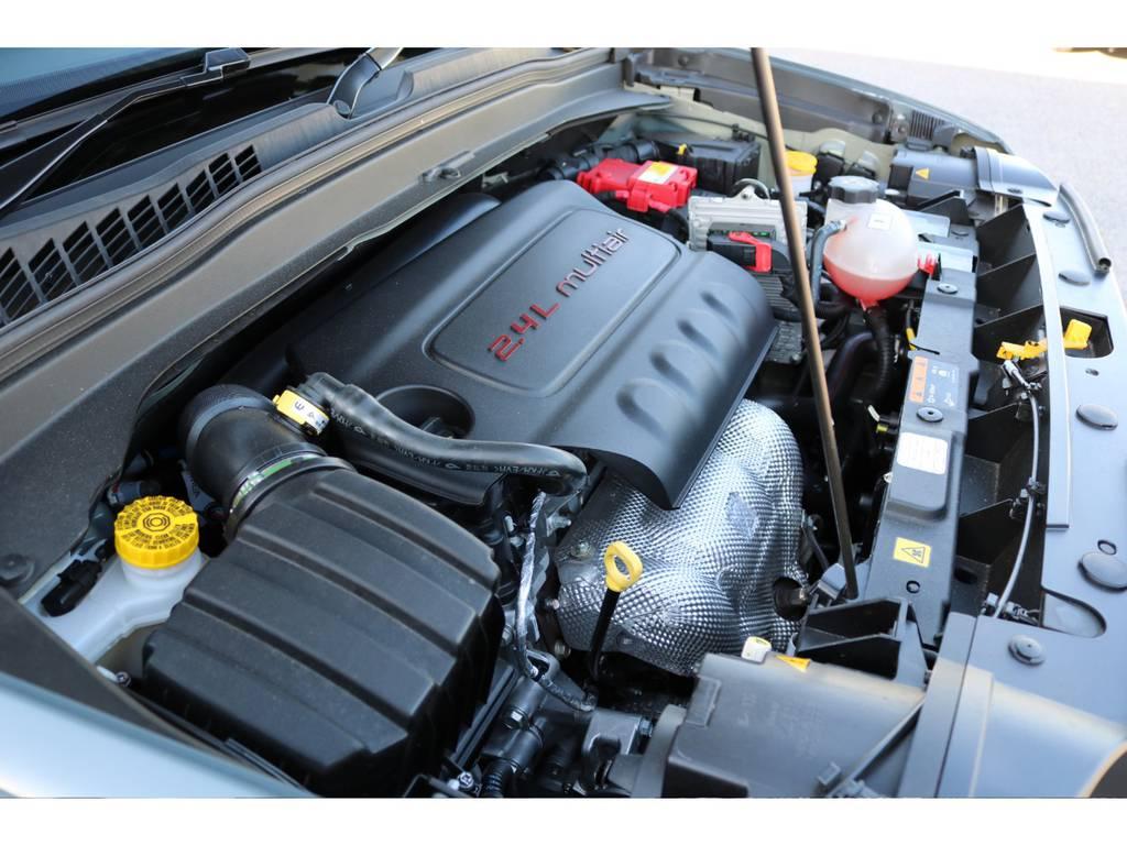 2,400CCエンジン☆ | ジープ レネゲード トレイルホーク 4WD